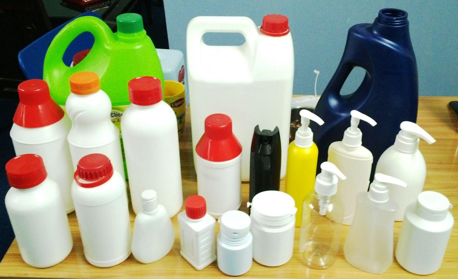 úng dụng của hạt nhựa tái sinh hdpr